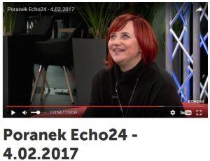 Agnieszka lingas łoniewska w TV