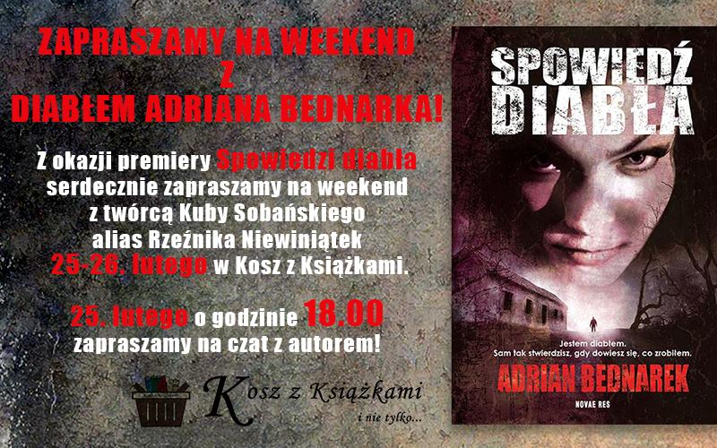 Weekend-z-diabłem-Adriana-Bednarka
