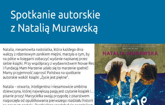 Spotkanie z Natalią Murawską