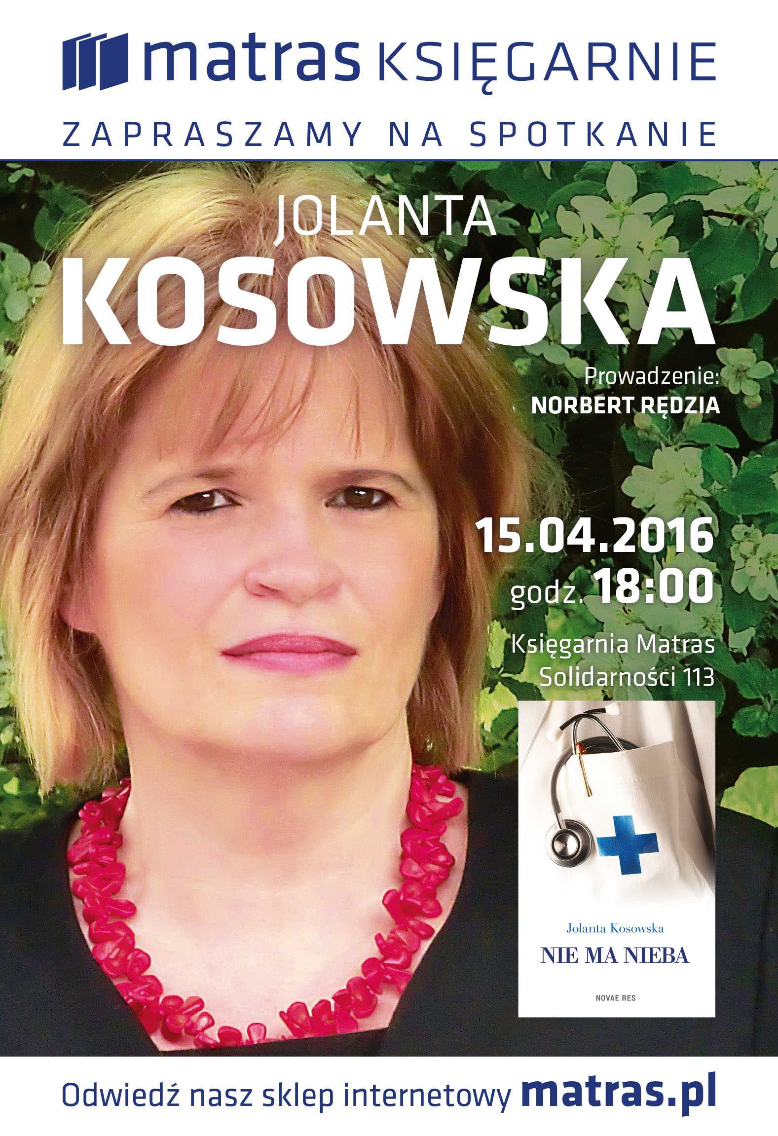 matras_spotkanie_jolanta kosowska_2016_WARS_plakat_A3_v1