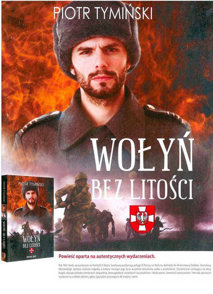 plakat wołyń